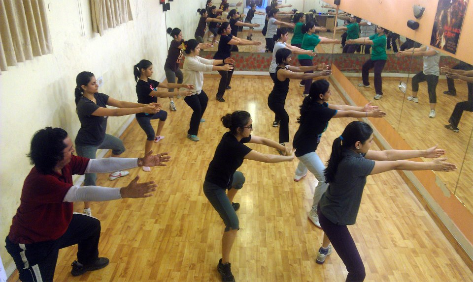 fbec5df73c1 Zumba Fitness Workout Classes in Delhi