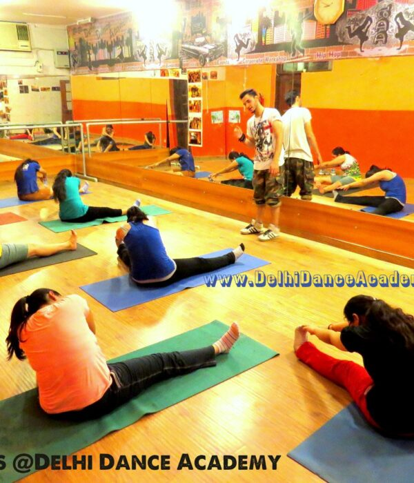 Aerobics fitness classes