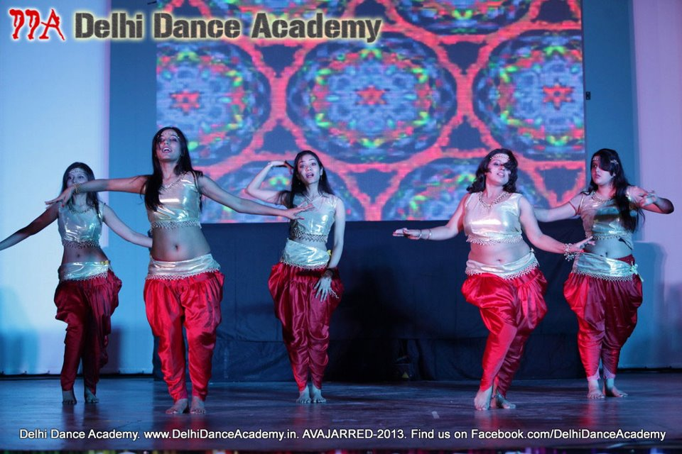 Belly Dancing Classes at Delhi Dance Academy - Learn Belly ...