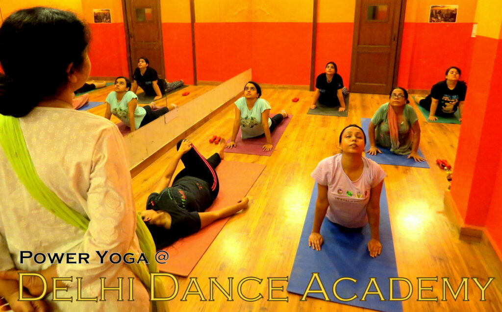 Delhi Dance Academy Power Yoga