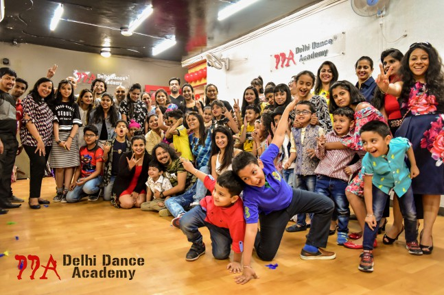 Dance Classes for Children in South Delhi - Dance Classes in